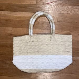 New Altru Straw Bag